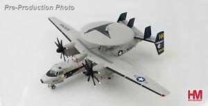 1/72 Hobbymaster Grumman E-2C Hawkeye VAW-117 'Wallbangers' USS Nimitz 08 HA4807