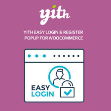 YITH Easy Login & Register Popup For WooCommerce - GPL Wordpress Plugins And ...