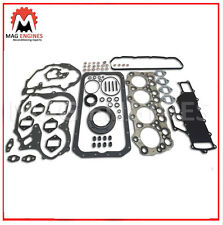 FULL GASKET KIT MITSUBISHI 4D34-TURBO FOR CANTER & FUSO TRUCK 3.9 LTR