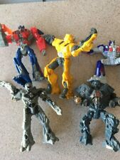 Transformers Movie Mcdonalds happy meal Lot