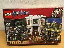 HARRY POTTER LEGO 10217 DIAGON ALLEY NEW SEALED BNIB MINT RARE