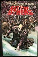 CITY OF OTHERS  Niles & Bernie Wrightson (2008) Dark Horse Comics TPB 1st FINE-