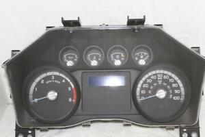 Speedometer Instrument Cluster 2011 Ford F450SD Dash Panel Gauges 191,394 Miles