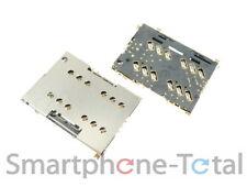 Sony Xperia M5 E5603 Sim Karten Slot Reader Kontakte Leser Schacht Einschub