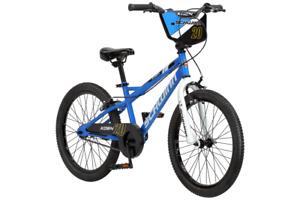 Schwinn Koen Boys BMX Bike for Toddlers and Kids 20-Inch Wheels Blue