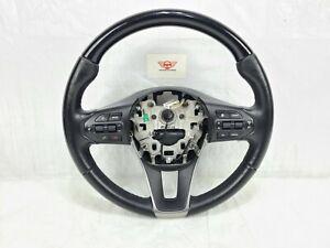 2016-2018 Kia Sorento Black Steering Wheel W/ Audio Cruise Control OEM