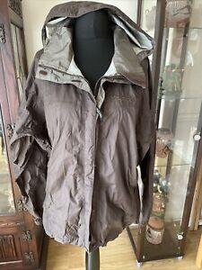 Mens Marmot hooded Waterproof Jacket size L
