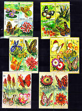 Burundi - Butterflies/Insects/Fauna/Nature - MNH**