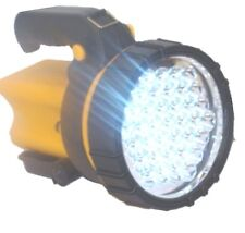 37 LED RECHARGEABLE LANTERN WORK LIGHT TORCH 1 MILLION SPOTLIGHT - AC/DC CHARGER