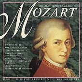 The Masterpiece Collection: Mozart (CD, Oct-1997, Regency Music)