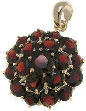 PENDENTE gioiello in ORO pendenti donna con pietre 90