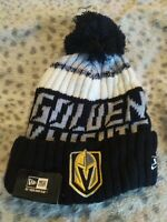 Las Vegas Golden knights Cap Hat NHL Hockey New Era Beanie