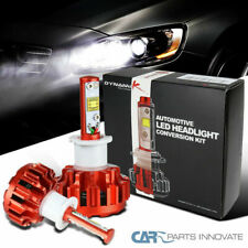 H3 12v 20w LED Light Bulbs 2500LM Cree MK-R Pair Converson Kit Accessories