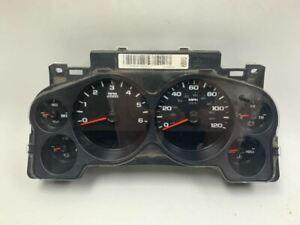 2007 - 2014 Chevrolet Silverado 2500 Speedometer Instrument Cluster 25933369