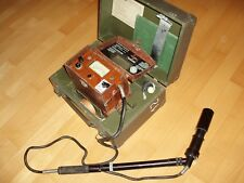 Geigerzähler, Radiometer DP 66 M, top SOLIDE, im Koffer, Gamma- und Beta, Alpha