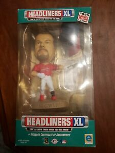 Headliners XL Mark McGwire Action Figure 1999 Limited Edition 1 of 20,000