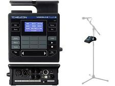 TC HELICON VoiceLive Touch 2 MULTIEFFETTO PER VOCE E LOOPER