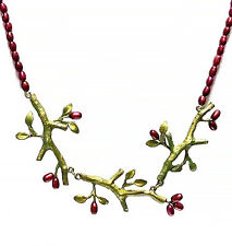 Twigs Necklace By Michael Michaud, Silver Seasons, Exclusively Ours! #8073