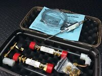 Mid-West Instrument Test Cock Cleaning Tool w/ 2 New Adapter Kits