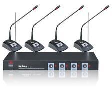 Karma 2243200 - Kit conferenza con 4 microfoni wireless IT