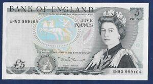 Somerset Five pounds Banknote EN83  UNC
