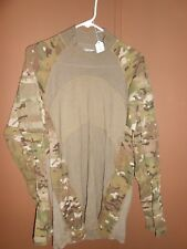 LARGE PRE-OWNED  MASSIF  Army Combat Shirt  Multicam  CL104