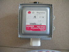 MICROWAVE OVEN MAGNETRON LG USED--TESTS GOOD