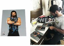 WWE SETH ROLLINS HAND SIGNED AUTOGRAPHED 8X10 PHOTOFILE PHOTO W/ EXACT PROOF 13