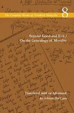 Beyond Good and Evil/On the Genealogy of Morality (Paperback or Softback)