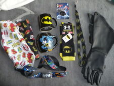 Dc Comics Batman Belt Gauntlet Gloves Mug bandanas Gift Set