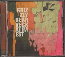 GRIZZLY BEAR Veckatimest NEW CD 12 track  2009 WARP Grizzlybear