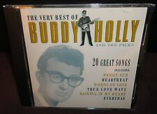 Buddy Holly - Very Best of and the Picks [Prism] (CD, 1999)