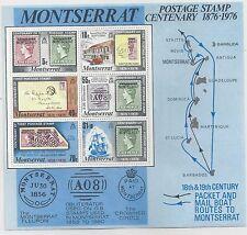 Montserrat- Mint, NH. Sc# 332A