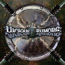 Vicious Rumors - Electric Punishment CD #78421