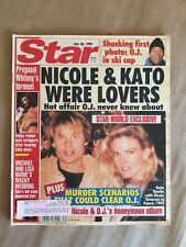 Star / Tabloid / July 26, 1994 / Nicole And Kato Were Lovers O.J. Scenarios