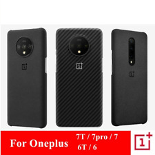 Protective Case Back Covers For Oneplus 7t 6t 6 7 Pro Cell Phone Dirt-resistant