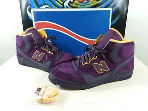 "New Balance 740 X Packer Shoes ""purple reign""James Worthy P740PPR"