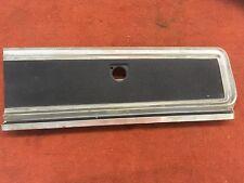 1967 DODGE DART GLOVE BOX DOOR DASH TRIM BEZEL PANEL 2771286 OEM