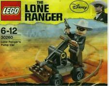 Lego Disney The Lone Ranger 30260 Lone Rangers Pump Car All New & Sealed