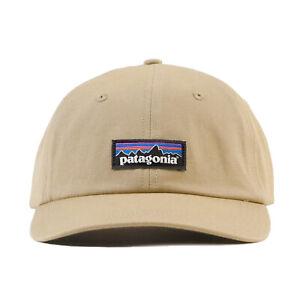 Patagonia Mens - P-6 Label Trad Cap - El Cap Khaki