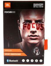 JBL Inspire Focus 500 In-Ear Wireless Earphones- Bluetooth Enabled-Black new
