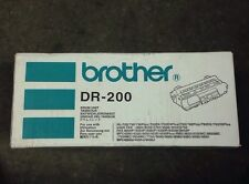 Genuine New Sealed Brother DR-200 Drum Unit Cartridge Free Shipping