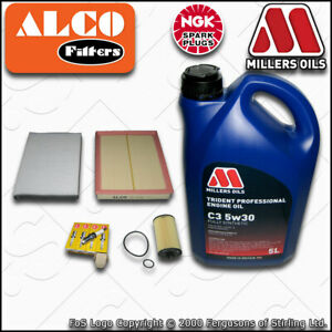 VAUXHALL/OPEL ASTRA H MK5 1.8 Z18XER OIL AIR CABIN FILTER PLUGS SERVICE KIT +OIL