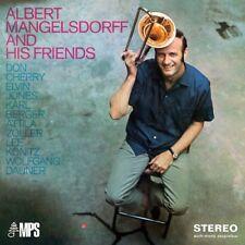 ALBERT MANGELSDORFF - ALBERT MANGELSDORFF AND HIS FRIENDS   CD NEW+