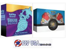 Dragon Majesty Super Premium Collection Box + Elite Trainer Pokemon TCG PRESALE