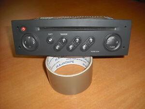 autoradio cd origine de renault scenic 2 tuner list (ref 1793)