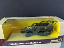 Solido Half Track Wrecker (Depanneuse)  No. 6069 Scale 1:50