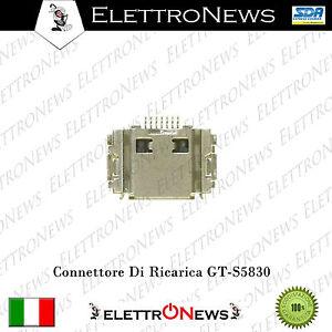 Connettore di ricarica Samsung S5830 plug in Micro S5830i - N7000 - I9220 A045
