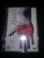 Dvd red hot chili peppers funky monks