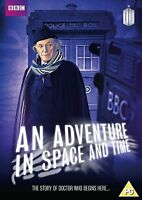 Doctor Who: un Avventura in Space e Time [DVD] BBC Story Of Dr Who Begins Nuovo